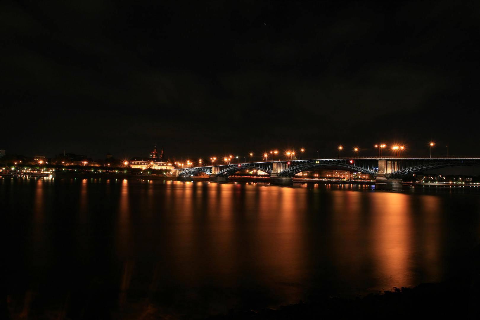 Rheinbrücke Mainz