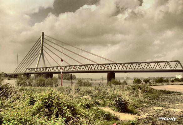 Rheinbrücke Wesel!