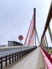 Rheinbrücke Wesel