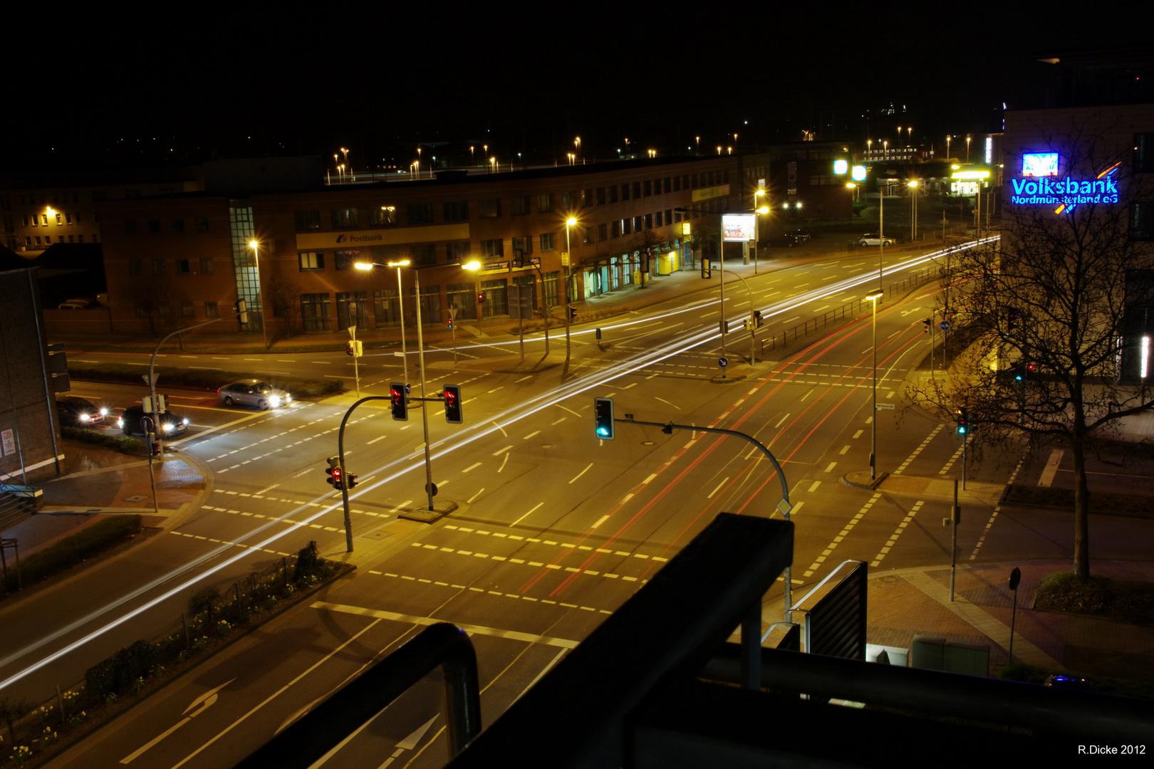 Rheine bei Nacht1