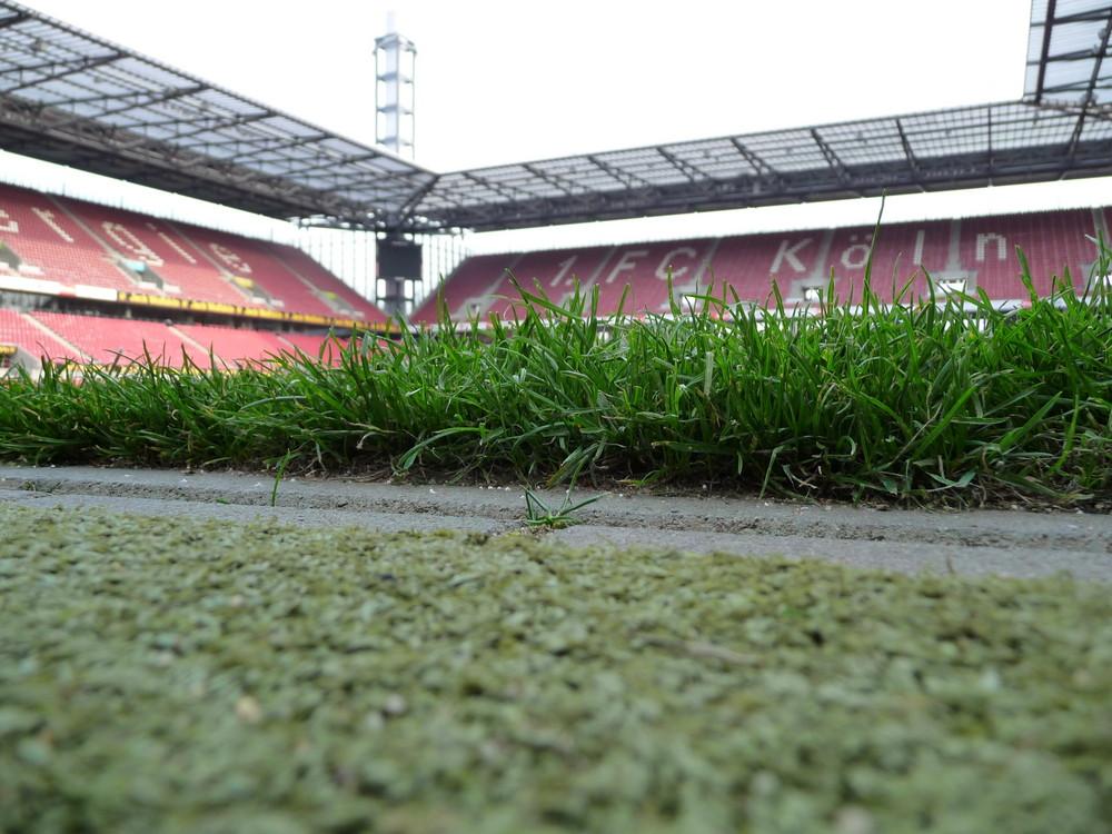RheinEnergie-Stadion vor dem Aufstieg