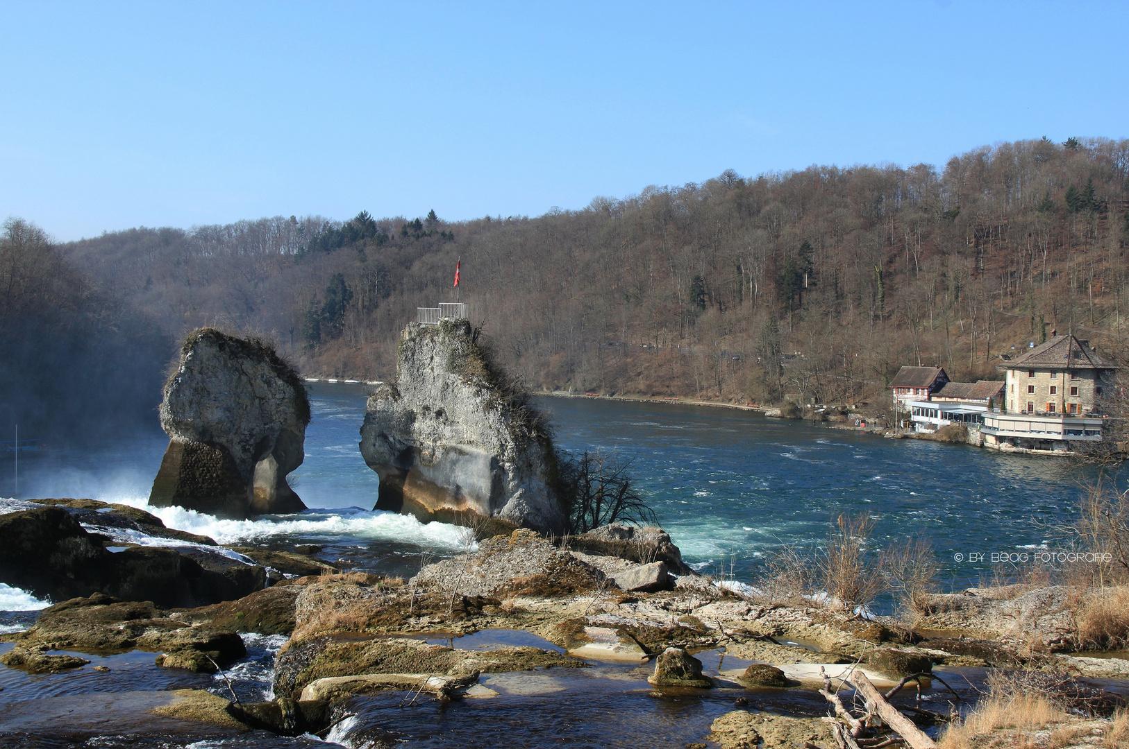 Rheinfall / .. a visit worthwhile!