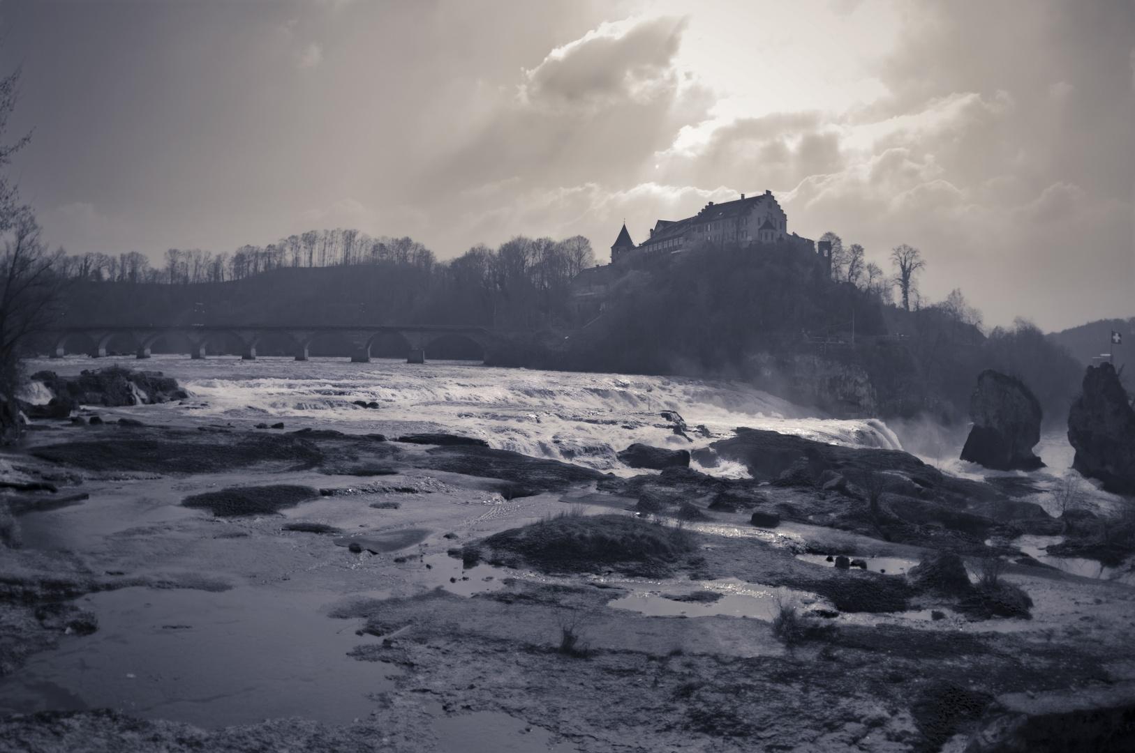 Rheinfall bei Schaffhausen (2)