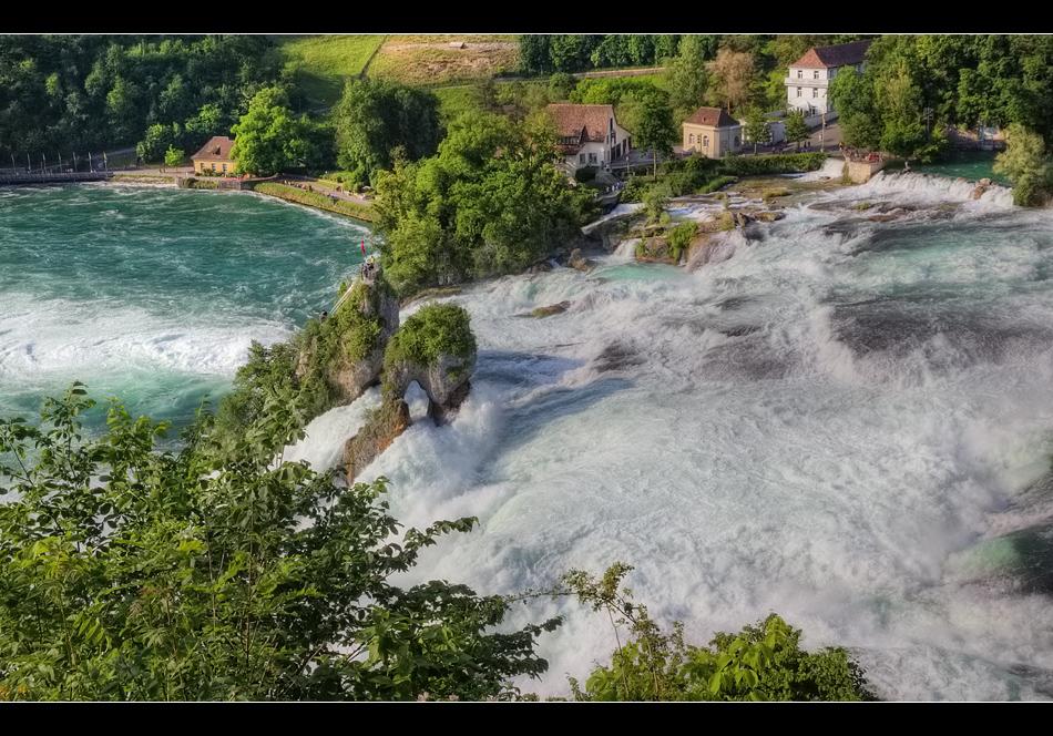 Rheinfall ( III )
