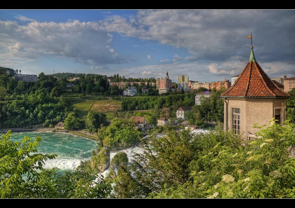 Rheinfall ( IX )