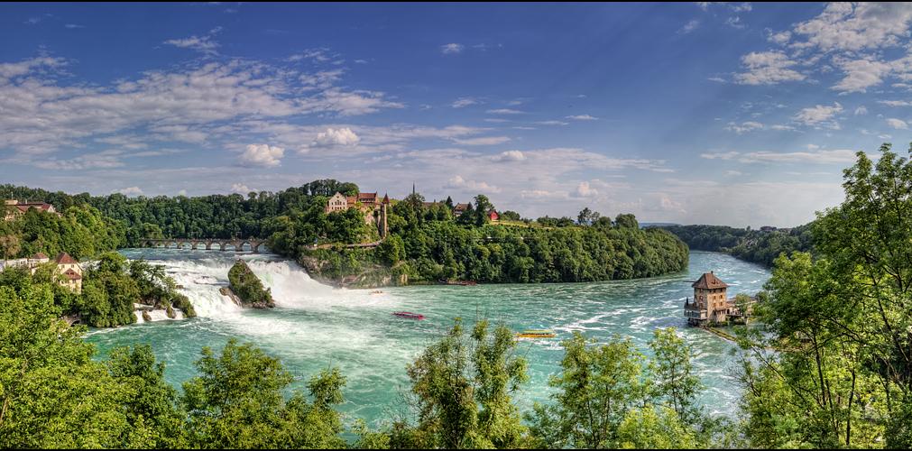 Rheinfall ( V )