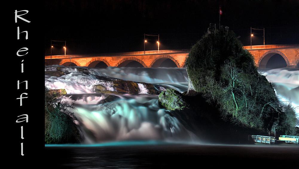 Rheinfallbeleuchtung