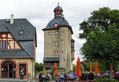 Rheingau - Gutsausschank im Schloß Vollrads