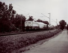 Rheingold unterwegs