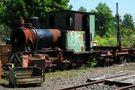 Rheinisches Industriebahn-Museum Köln-Nippes - alte Lok von Ingeborg K
