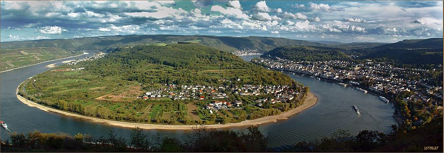 Rheinkurve.