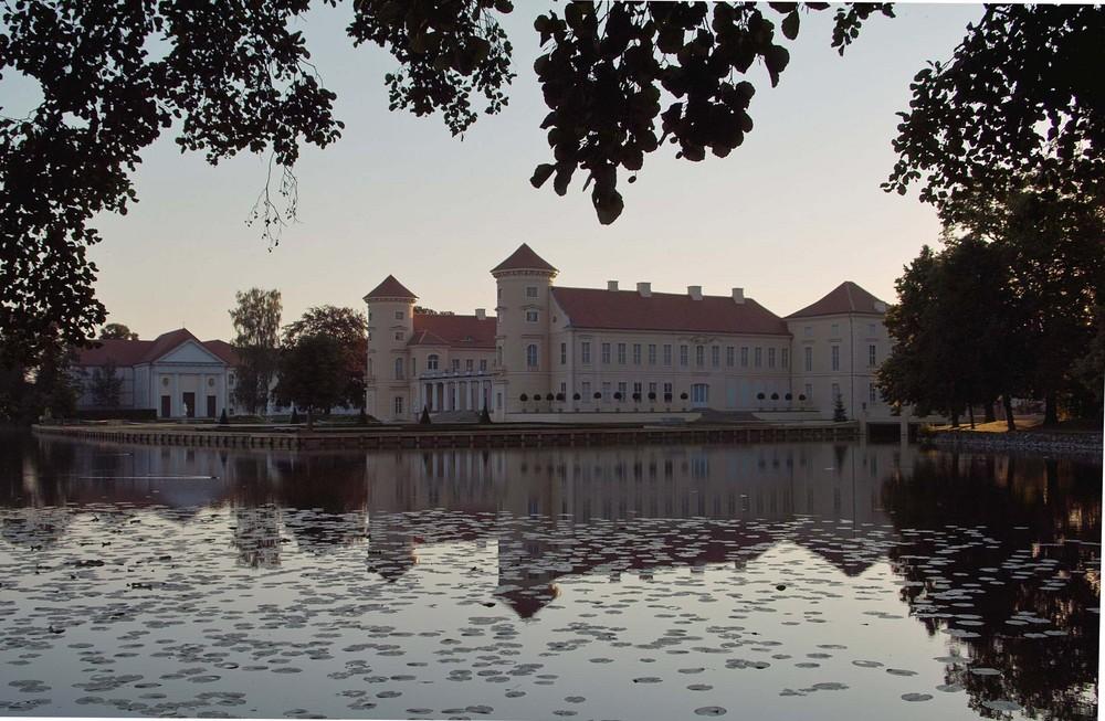 Rheinsberg am Morgen 1