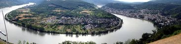 Rheinschleife bei Boppard von tyrion52