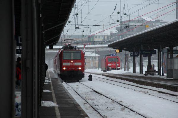 Rheintal46er durch den Schwarzwald