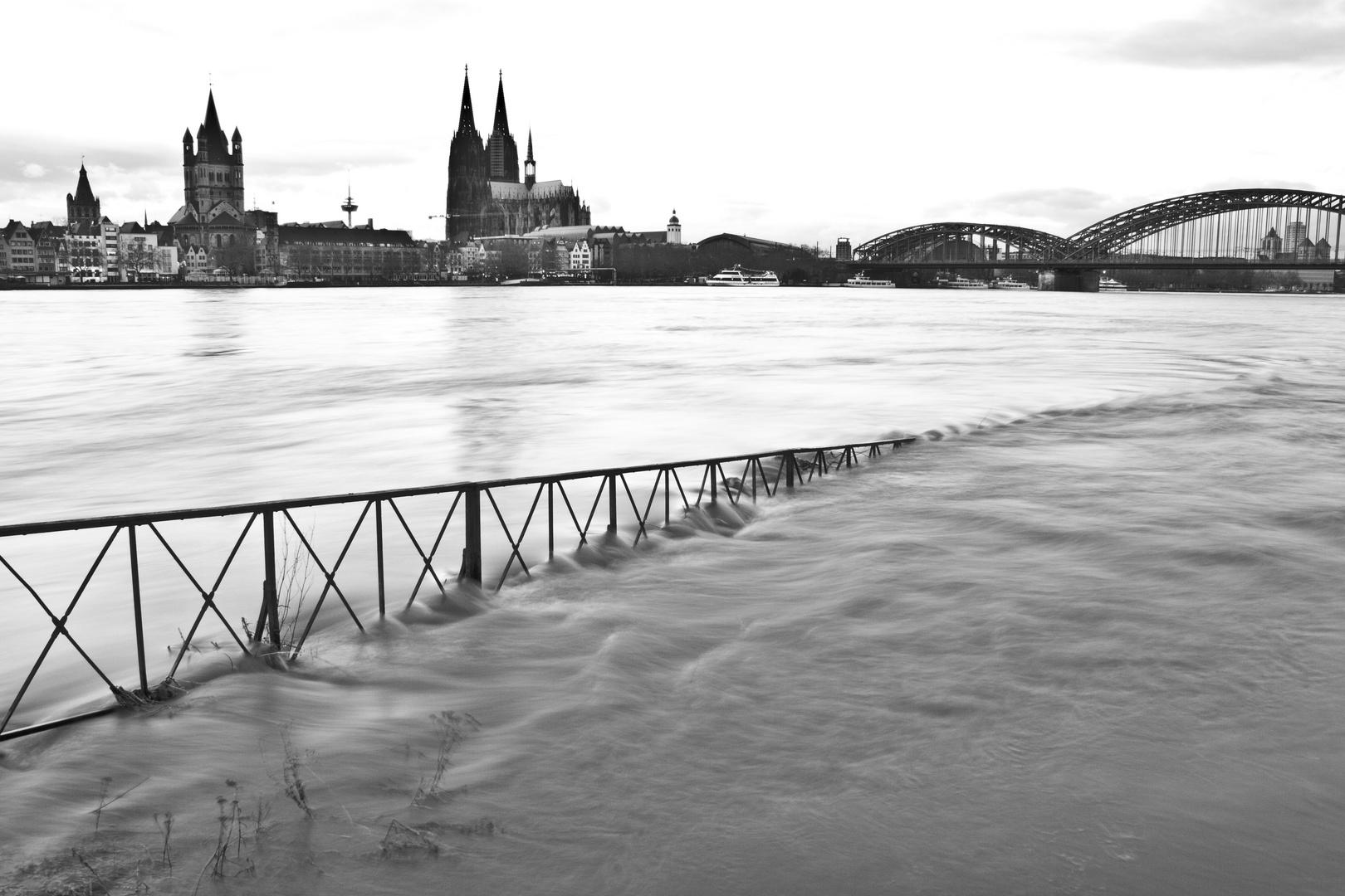 Rheinufer Köln