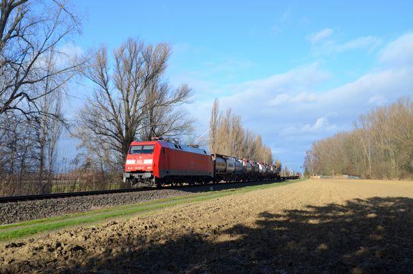 Rheinvorlandbahn