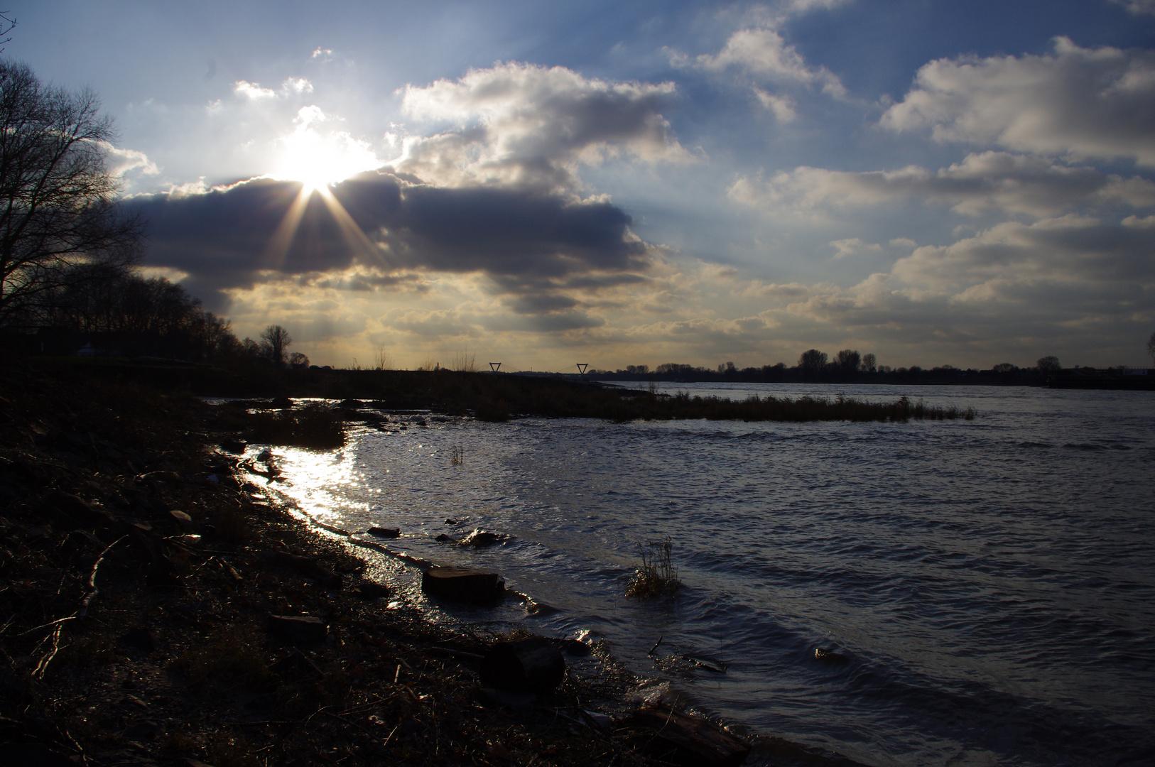 Rheinzufluss