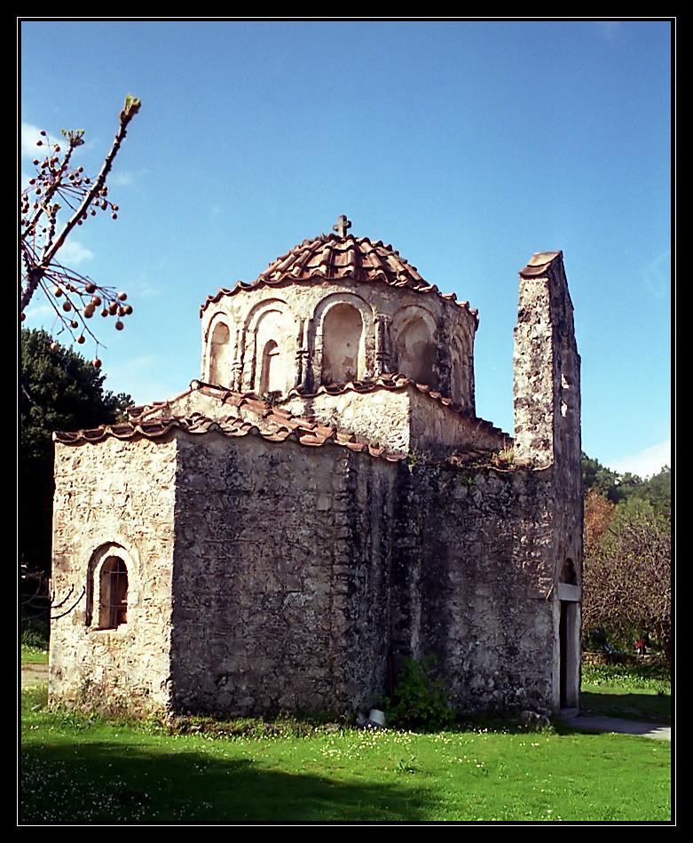 Rhodos: Kirche Fountoukli