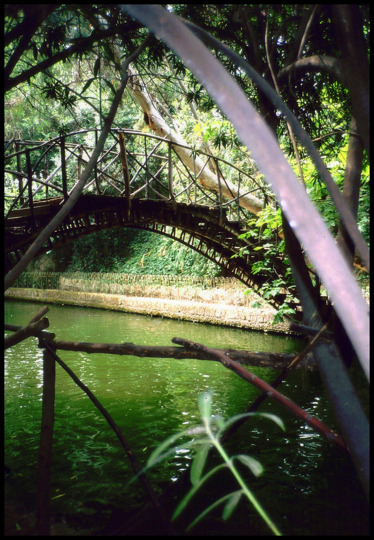 Rhodos - Rodini -Park