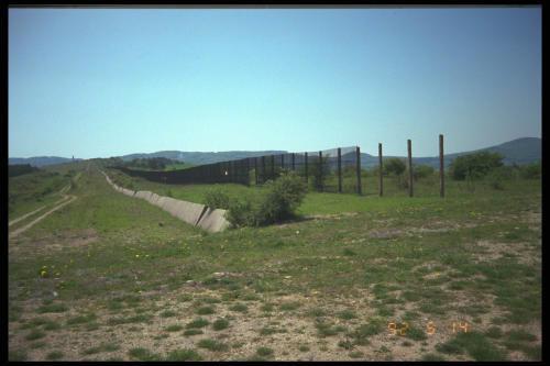 Rhön ehemalige Grenzlandschaft