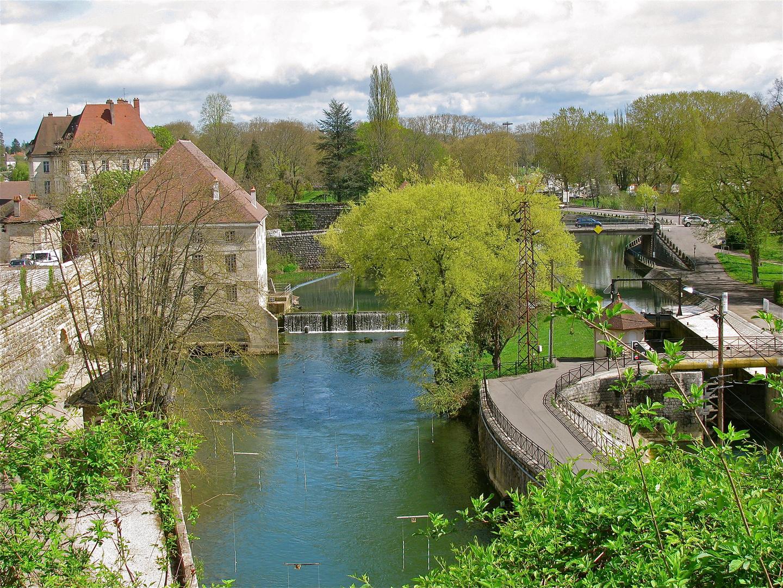 ..Rhône au Rhin Canal !!..