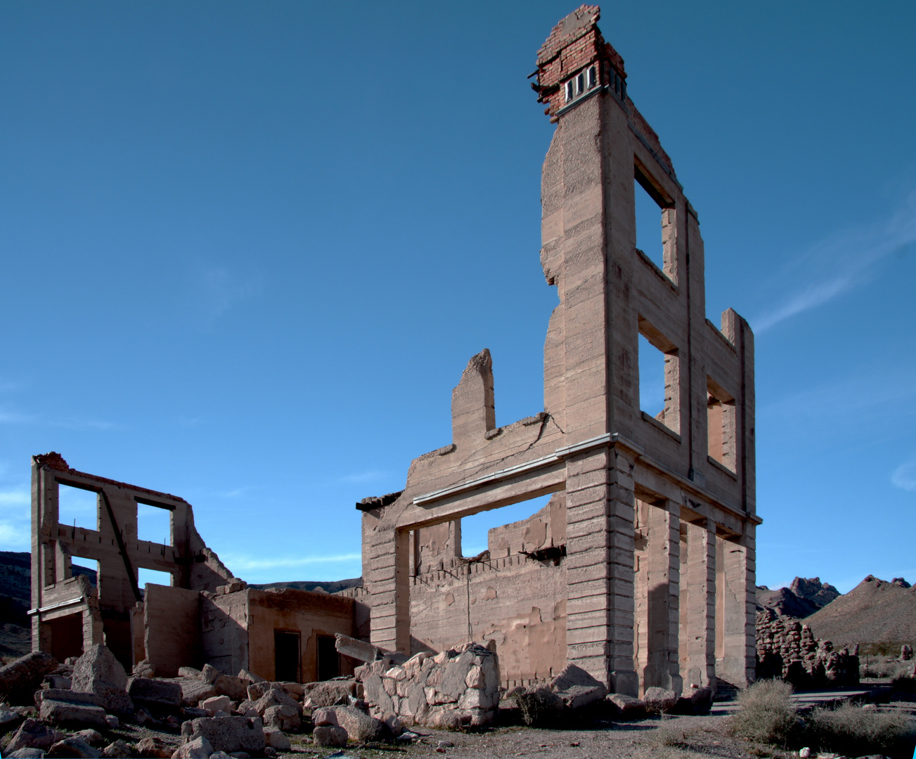 Rhyolite Bank