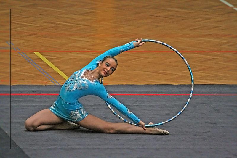 Rhythmische Gymnastik Foto & Bild  sport, turnen, motive