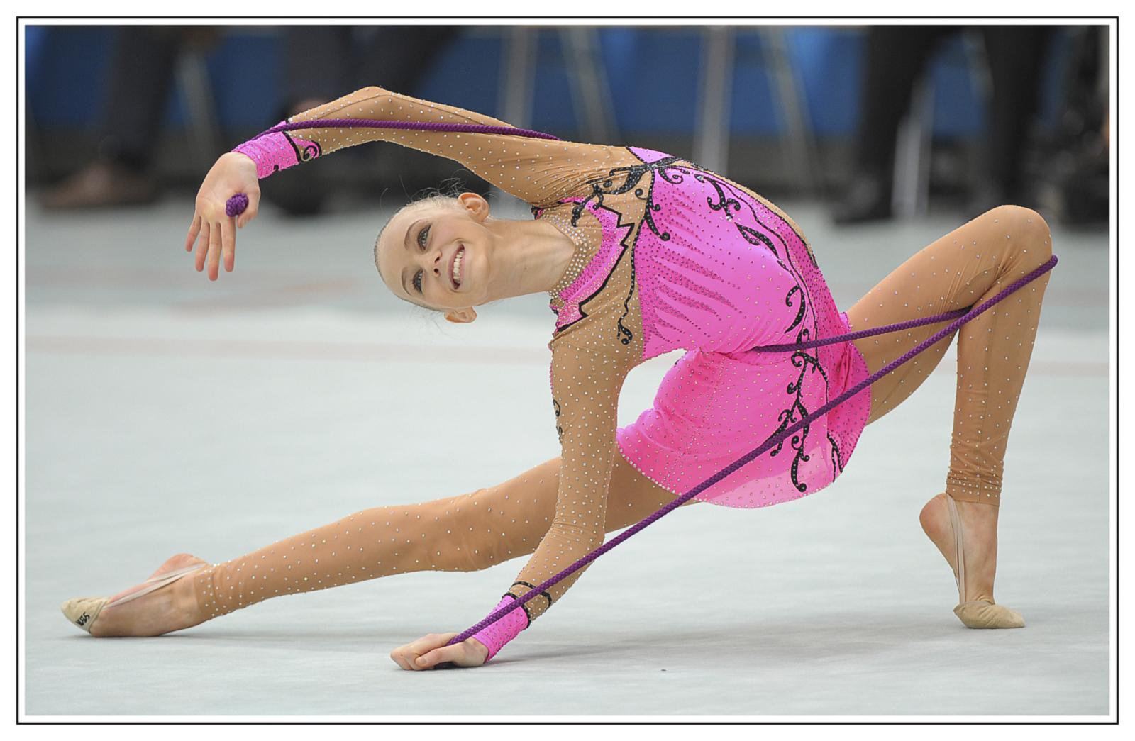 Rhythmische Sportgymnastik # 01 Foto & Bild  sport