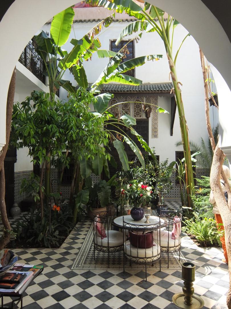 Riad Dar Mouassine in Marrakesch 2