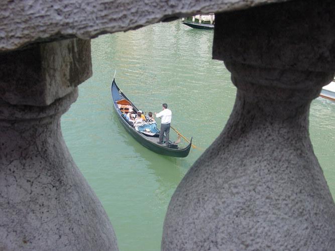Rialto Brücke in Vendig