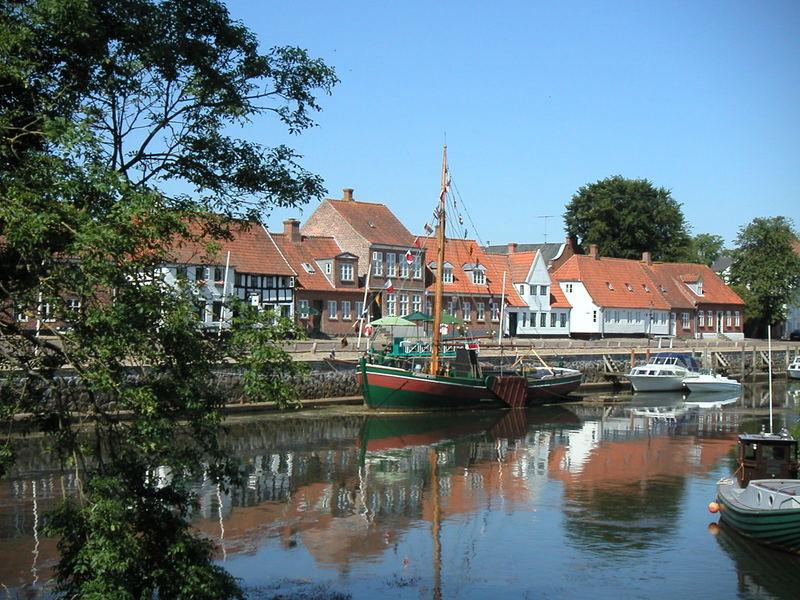 Ribe Hafen