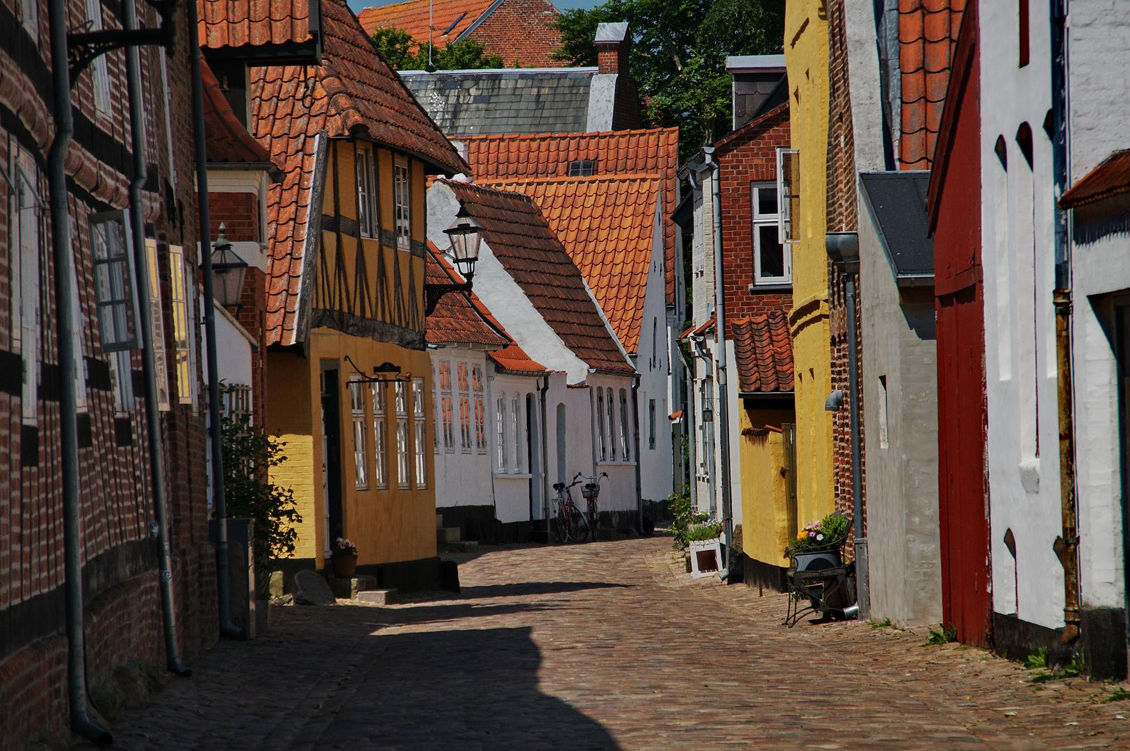 Ribe in Dänemark