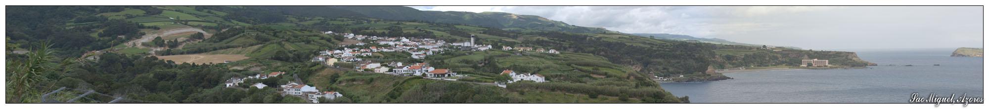 Ribeira Cha (Sao Miguel, Azoren)