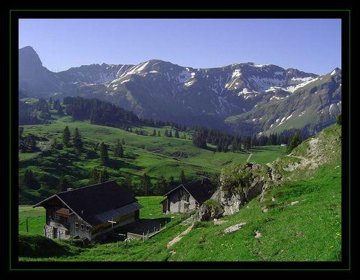 Ribihütte / Kt.Obwalden (CH)