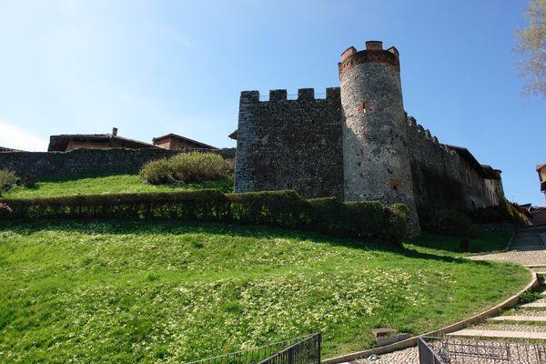 Ricetto di Candelo(Piemonte)
