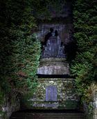 Richard Wagner Denkmal im Liebethaler Grund