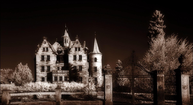 Richtersche Villa Rudolstadt in IR