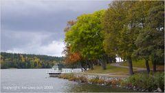 Richtiges Herbstwetter!