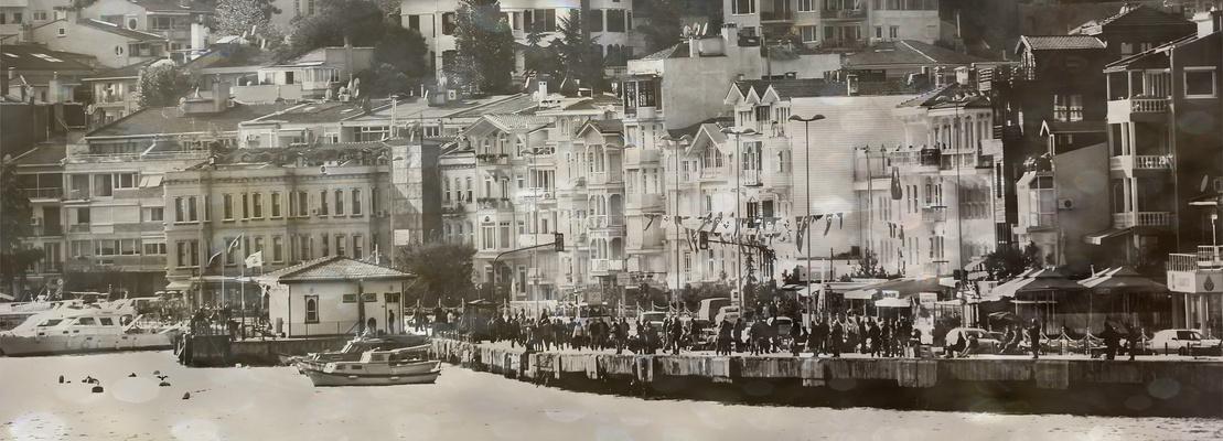 Richtung Bosporus
