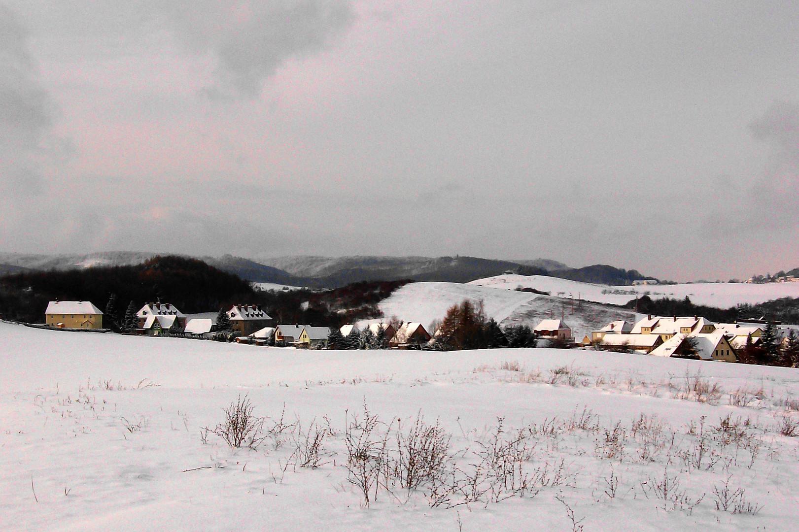 Richtung Harz.