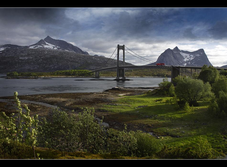 Richtung Narvik