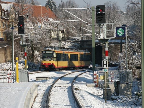 Richtung Schwarzwald