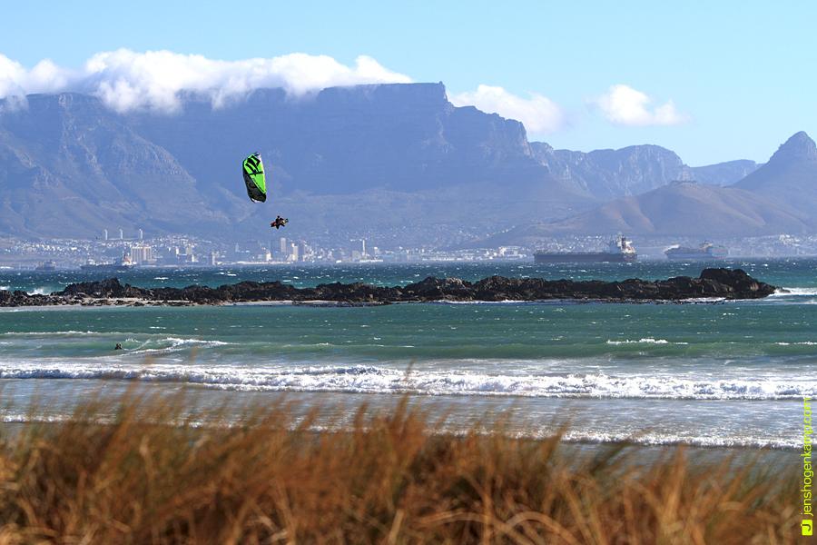Rick Jensen Megaloop Cape Town