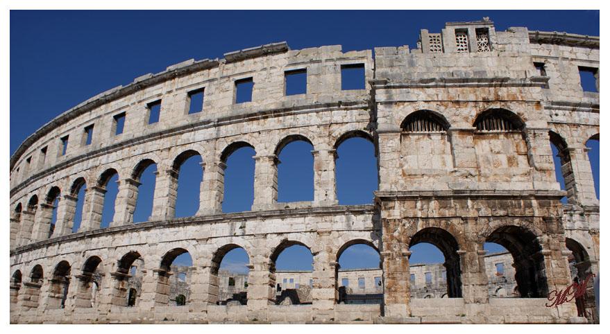 Ricordi romani in Istria