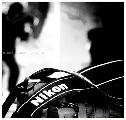 Ricordo di Elisabeth D'Amico - Io, Nikon e tu