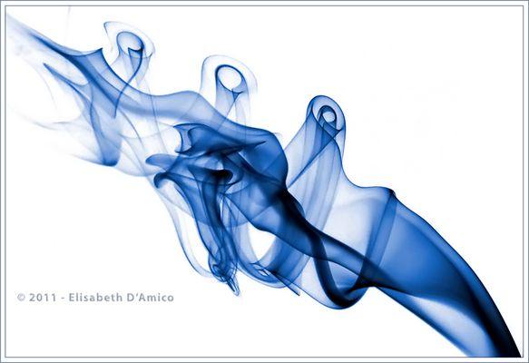 Ricordo di Elisabeth D'Amico - Smoke