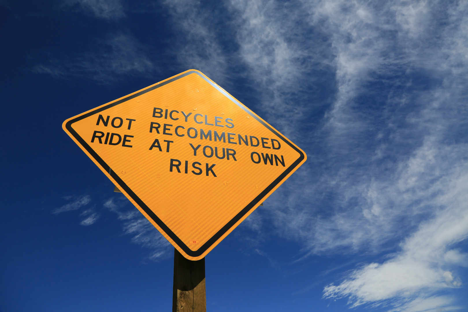 Ride at your own Risk