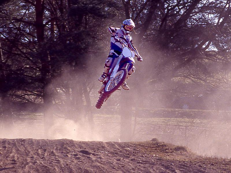 Ride-On! Es staubt wieder!