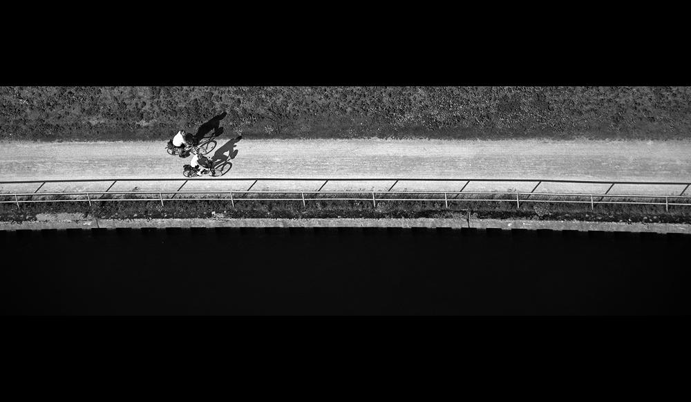 Ride-on-stripe