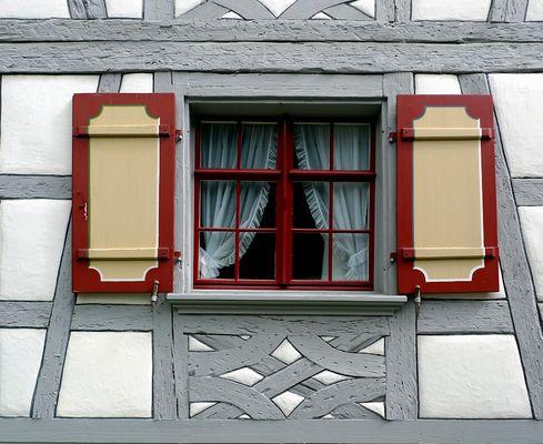 Riegelbauten
